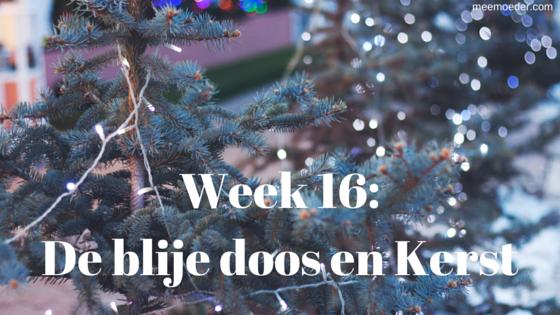 Week 16 van onze zwangerschap stond in het teken van Kerst, cadeaus geven en krijgen en tijd voor onszelf. Lees het snel op http://meemoeder.com/week-16/