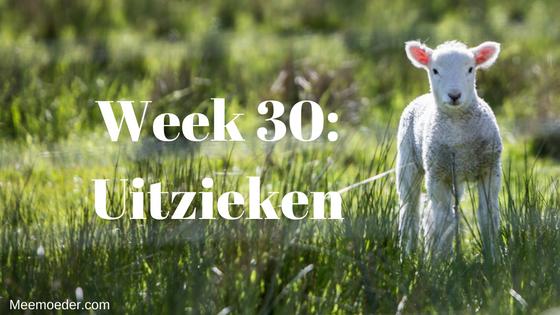 'Week 30: Uitzieken' In week 30 knapt Sebastiaan langzaam op van zijn virus. Lees het snel op http://bit.ly/Wk30Uit
