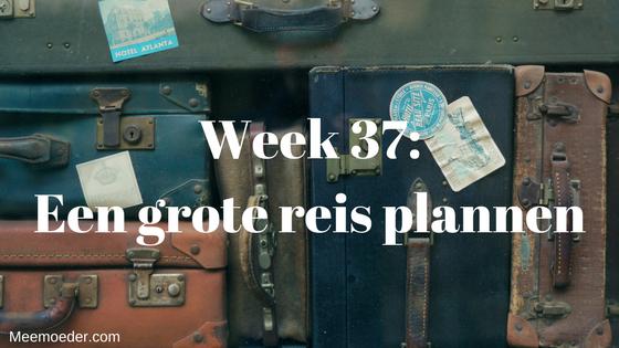 'Week 37: Een grote reis plannen' In week 37 weet Sebastiaan niet dat zijn mama's een grote reis aan het plannen zijn. Lees hier snel welke reis ons gezin gaat maken! http://bit.ly/Wk37GroteReis