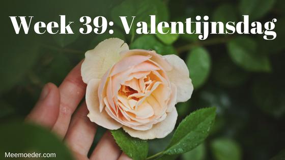 'Week 39: Valentijnsdag' Deze week geniet Sebastiaan van Valentijnsdag. Lees het snel op http://bit.ly/Wk39Val