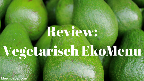'Review: Vegetarisch EkoMenu' Met een jong kind is het soms moeilijk om tussen de bedrijven door een gezonde avondmaaltijd voor het gezin te koken. Hoe kan dit makkelijker? Een maaltijdbox is een zeer goede optie. Deze week mag ik van EkoMenu hun Vegetarisch menu uitproberen. Lees hier hoe dat is bevallen: http://bit.ly/EkoMenuVega