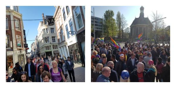 'Week 46: Vrijheid, blijheid' Deze week logeert Sebastiaan in Julianadorp, knapt hij weer op en loopt hij hand in hand met zijn mama's door Den Haag tegen homogeweld. Lees het snel op http://bit.ly/VrijBlij