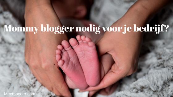 Zoek je een mommy blogger die een relevante en leuke blog kan schrijven over je producten of diensten voor baby's, kinderen of het hele gezin? Ik kan je daarbij helpen! Via Meemoeder.com kun je een mooi publiek bereiken. Lees het op http://bit.ly/MMBedrijf