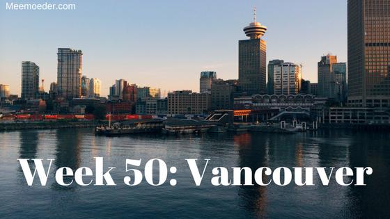 'Week 50: Vancouver en Seattle' Deze week gaat Sebastiaan met de ferry van Victoria naar Vancouver. In Vancouver bezoekt hij Gastown, Stanley Park, de Ihop en de kust. Lees het hier: http://bit.ly/Wk50Vancouver
