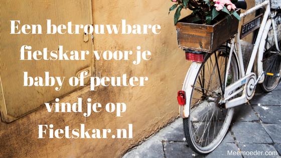'Een betrouwbare fietskar voor je baby of peuter vind je op Fietskar.nl' Mijn vrouw en ik kunnen eindelijk fietsen met onze eenjarige zoon. Blijkt dat we dat al lang hadden kunnen doen met een fietskar. Fietskarren zijn echt een uitkomst voor als je snel wat meer mobiliteit wilt hebben met je baby of kleuter. Met het mooie weer van deze dagen zeg je daar geen nee tegen. Lees snel mijn blog, zodat je alles over fietskarren weet: http://bit.ly/BetrouwbareFietskar