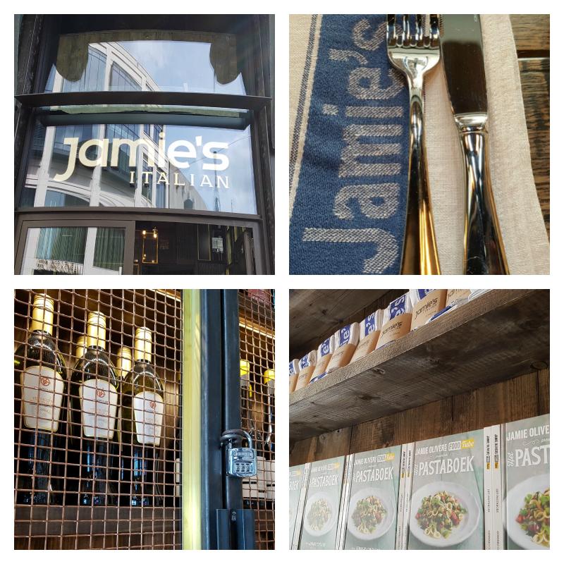 'Jamie's Italian is een aanwinst voor Den Haag' Ik mocht bij het nieuwe restaurant van Jamie Oliver, genaamd Jamie's Italian, komen proeven van de menukaart om mijn ervaringen met jullie te delen. Ik vertel je graag waarom je zo snel mogelijk een oppas moet regelen en een tafeltje moet reserveren. Lees het hier: http://bit.ly/JamiesDH