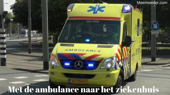 'Met de ambulance naar het ziekenhuis' Deze week gaat Sebastiaan met zijn oom op pad, zodat zijn ouders naar Amsterdam Pride kunnen gaan. Zondag wordt het gezin verwend met een EK-finale, maar helaas kunnen ze die niet afkijken, want Sebastiaan moet met de ambulance naar het ziekenhuis, waar hij een nachtje blijft. Lees het hier: http://bit.ly/AmbZkhPK