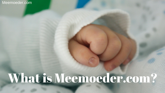 What is Meemoeder.com? Read it at http://bit.ly/MMWhatIs