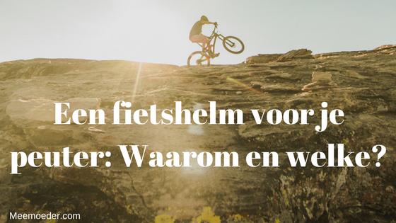 'Een fietshelm voor je peuter: Waarom en welke?' Neem jij je kind weleens mee op de fiets? Of leert je peuter fietsen? Dan heb je vast weleens nagedacht over een fietshelm. Is een fietshelm nodig en zo ja, waarop moet je dan letten? Ik zocht het voor je uit. In deze blog lees je over veiligheid en welke leeftijd, je vindt koop- en gebruikstips, en je leert over een fietshelmentest: http://bit.ly/Fietshelm