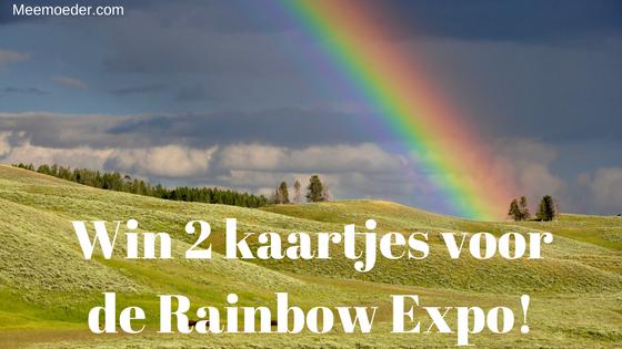 'Win 2 kaartjes voor de Rainbow Expo!' Op 27, 28 en 29 oktober 2017 vindt de eerste editie van de Rainbow Expo plaats in de Beursfabriek te Nieuwegein. De Rainbow Expo is het grootste gay lifestyle event van de Benelux en jij kunt daar gratis bij zijn. Ik mag namelijk 3x2 kaartjes weggeven. Lees snel hoe je deze kaartjes kunt winnen: http://bit.ly/RainbowExpoWin