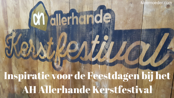 'Inspiratie voor de Feestdagen bij het AH Allerhande Kerstfestival' Ik mocht naar het AH Allerhande Kerstfestival om voor jullie inspiratie op te doen voor de feestdagen. Het Spoorwegmuseum in Utrecht was omgetoverd tot een kerstig spektakel vol proeverijen, dus je hebt genoeg te lezen (en te kijken!) in mijn blog: http://bit.ly/AHKerst