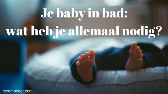 'Je baby in bad: wat heb je allemaal nodig?' Je bent bijna mama en je vraagt je af wat je allemaal nodig hebt voor in bad als je baby er eenmaal is. Ik help je op weg. In deze blog praat ik over een bad en tummy tub, over verzorgingsproducten, over handdoeken en benoem ik wat extra's. Hopelijk krijg je zo inspiratie of word je gerustgesteld: http://bit.ly/BabyBad