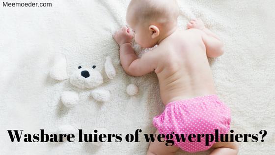 'Populair vraagstuk onder nieuwe ouders: wasbare luiers of wegwerpluiers?' Wasbare luiers worden steeds populairder in Nederland. Zelf hebben wij nooit wasbare luiers gebruikt, maar ik wil jullie wel graag erover informeren. In deze blog vind je voordelen en nadelen, tips en ervaringen. Vind ze hier: http://bit.ly/WasbareLuiers