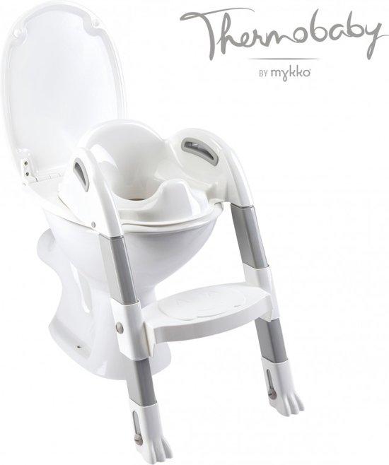 'Wat is een handige toilettrainer voor je peuter?' Er komt een moment dat je peuter naar het grotemensentoilet gaat. Dan is het handig als je peuter een toilettrainer gebruikt, oftewel een wc-brilverkleiner. In deze blog vind je welke acht handige toilettrainers ik ben tegengekomen: http://bit.ly/HToiletTrainer