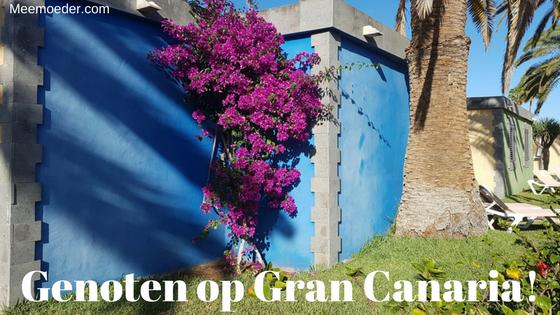 'Genoten op Gran Canaria!' Afgelopen week zijn we een paar dagen op vakantie geweest naar Gran Canaria. Dat was zo genieten. Bij thuiskomst moest ik gelijk hard aan het werk: ik was figurant, haha! Lees en kijk je mee? http://bit.ly/GrCanaria