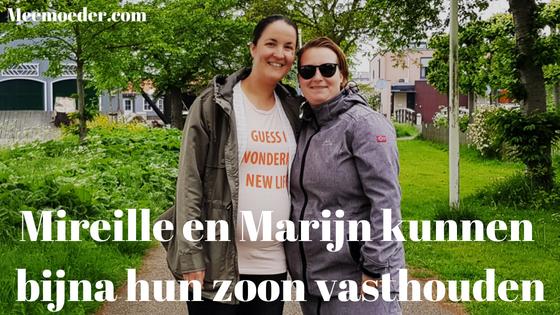 'Gastblog: Mireille en Marijn kunnen eindelijk bijna hun zoon vasthouden' De eerste gastblog die ik voor jullie op Meemoeder.com heb is die van Mireille en Marijn. Zij verwachten, na een moeizaam traject, eindelijk hun kind. In augustus zal het zover zijn. Lees je mee met hun verhaal? http://bit.ly/MireilleMarijn