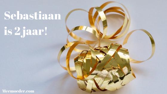 'Sebastiaan is 2 jaar!' Sebastiaan is donderdag 2 jaar geworden. Dat hebben we uiteraard flink gevierd. In deze laatste weekblog vind je hoe we zijn verjaardag hebben gevierd en waar hij nu de trotse eigenaar van is: http://bit.ly/2-jaar