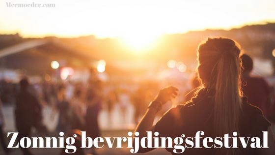 'Zonnig bevrijdingsfestival' Deze week geniet Sebastiaan van een zonnig Bevrijdingsfestival en nieuwe kinderkleding: http://bit.ly/ZonnigBevrijdingsfestival