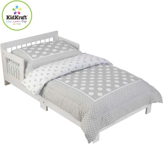 '6x Een Stijlvol Peuterbed' Een goede nachtrust is belangrijk voor je peuter. In deze blog vind je zes peuterbedden in de rustige kleuren wit, grijs of hout en ze hebben een mooi en eenvoudig ontwerp: http://bit.ly/Peuterbed