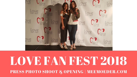 'Love Fan Fest 2018 Part 2: Love Fan Fest Photo Shoot and Opening' In this blog, you can read all about the Love Fan Fest Photo Shoot, opening, and Wynonna Earp panels on Saturday. You will also find two videos: http://bit.ly/LFF20182
