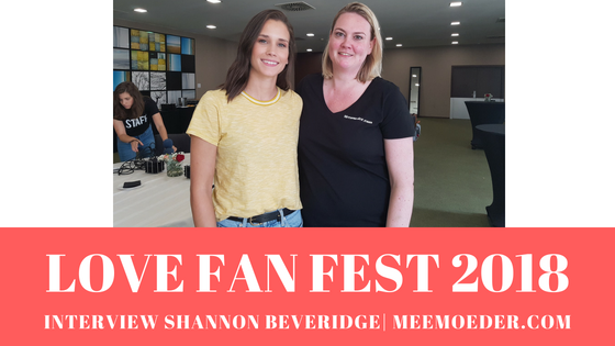 'Shannon Beveridge Talks YouTube and LGBT Representation at Love Fan Fest 2018' At Love Fan Fest, I was able to talk to Shannon Beveridge, who has over 600k subscribers on her YouTube channel nowthisisliving. What can you do with such a platform? In this blog and vlog, you will find out more about Shannon. She talked about characters she felt attached to as a teenager, YouTube censorship regarding LGBTQIA topics, and visiting conventions: http://bit.ly/ShannonBeveridge