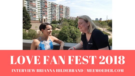 'Brianna Hildebrand Talks Queer Representation at Love Fan Fest 2018' At Love Fan Fest, I was able to talk to Brianna Hildebrand. She discussed Love Fan Fest, queer representation, roles she wants, one particular role she would have loved to have gotten, and hagelslag. Here, I have written down what we talked about but if you want to see the interview for yourself, you can also watch the video that is included: http://bit.ly/BriannaHildebrand