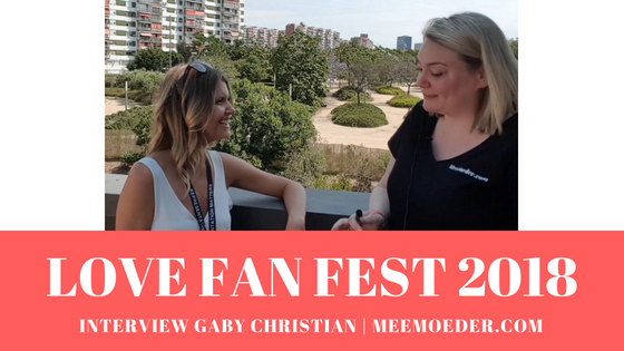 'Interview with Gaby Christian at Love Fan Fest 2018' At Love Fan Fest, I was able to talk to Gaby Christian for a few minutes. We talked about Love Fan Fest, traveling, and, obviously, South of Nowhere. Want to know what it was like for her to visit Love Fan Fest without Mandy Musgrave to talk about the couple they brought to life together? Find out here: http://bit.ly/GabyChristian