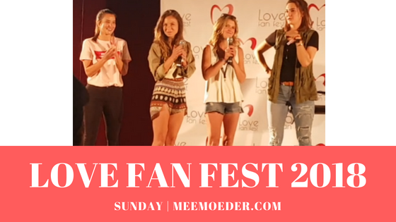 'Love Fan Fest 2018 Sunday: Interviews and Closing Ceremony' I spent Love Fan Fest 2018 Sunday up in the relax room of the guests, interviewing them on the gorgeous balcony. I also experienced so many feelings that I got really emotional, so Love Fan Fest 2018 Sunday was definitely a rollercoaster ride for me. Oh, and how cool was that closing ceremony? You can read all about it here: http://bit.ly/LFF20183