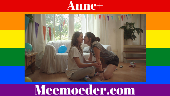 'Anne+: New Dutch Lesbian Web Series' Today, I can finally talk about Anne+. I was anticipating this new Dutch lesbian web series for a long time now. I have watched all six episodes, so I can tell you all about them: http://bit.ly/AnnePlusEN