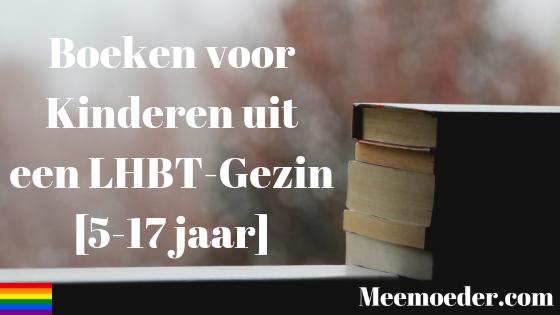'10 Boeken voor Kinderen uit een LHBT-Gezin [5-17 jaar]' Eerder plaatste ik een blog met peuterboeken voor roze gezinnen. In deze blog verzamel ik kinderboeken en tienerboeken, omdat ik me voor kan stellen dat je ook je oudere kind herkenbare verhalen wilt aanbieden. De aanbevolen leeftijd van deze boeken varieert van 5 tot en met 17 jaar: http://bit.ly/BoekenLHBTGezin