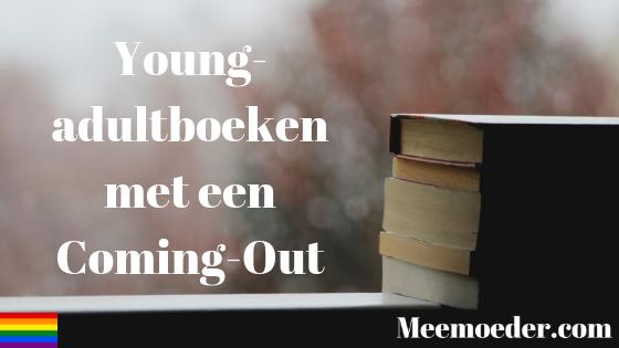 'Young-adultboeken met een coming-out' Deze blog komt voort uit mijn onderzoek naar boeken voor je kind als je thuis geen traditioneel gezin vormt. In dit onderzoek zag ik ook boeken genoemd waarin de hoofdpersoon of een ander belangrijk personage vragen had over zijn/haar seksuele geaardheid. Omdat ik zelf graag zulke boeken had gehad in mijn jeugd, wil ik graag deze week deze boeken met jullie delen: http://bit.ly/YAComing-Out