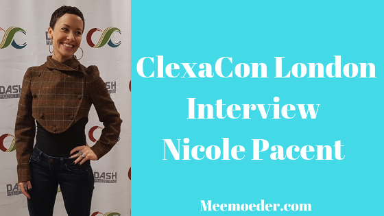 'Nicole Pacent Visited the ClexaCon London Press Room' On the final day of ClexaCon London, Nicole Pacent and Mandahla Rose visited the press room together. They are in Passage together, which will come out in 2019. They talked about other projects they have been working on, about queer and non-queer actors playing queer characters, and about mental health. Because the interview was so long, I have divided into two parts. This is Nicole's part: http://bit.ly/NicolePacentCCUK