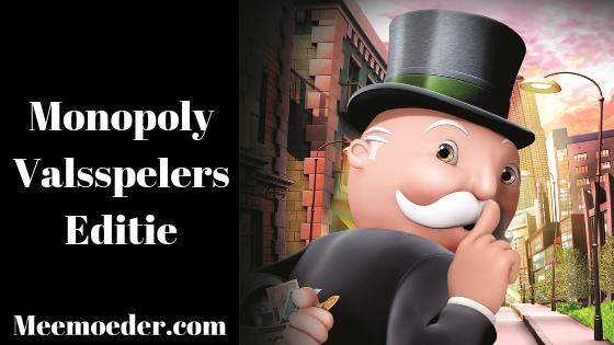 'Ik heb de Monopoly Valsspelers Editie uitgeprobeerd. Dit vond ik ervan!' Van Hasbro Gaming mocht ik hun nieuwe Monopoly Valsspelers Editie uitproberen en dit is wat ik ervan vond: http://bit.ly/MonopolyValsspeler