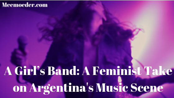 'A Girl's Band/Una Banda de Chicas: A Feminist Take on Argentina's Music Scene' One of the LGBTQ movies IFFR is showing is A Girl's Band or Una Banda de Chicas. I have seen a screener of it, which means that I can tell you all about it. If you are looking for good LGBTQ movie tips for IFFR or a good LGBTQ movie tip in general, this blog post might be something for you: http://bit.ly/AGirlsBand