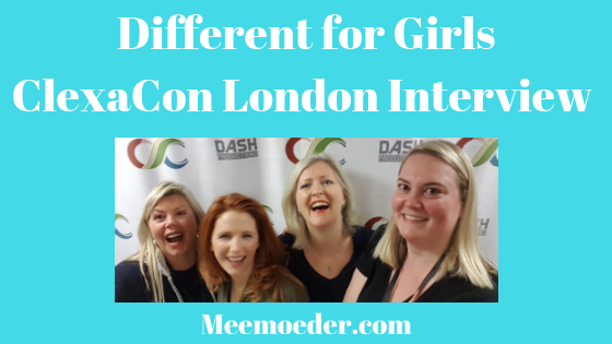 'The Start of Different for Girls (New Lesbian Web Series)' In October last year, I fell in love with Different for Girls. At ClexaCon London, I was able to talk to the producer and the writer of Different for Girls. There was plenty to discuss! In this blog post, you can find how Different for Girls went from a drama development to a book to a web series. Also, you can read how hard it was getting the web series funded: http://bit.ly/DFGInterview