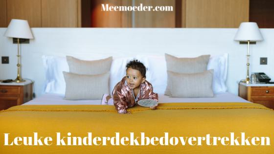 'De 10 leukste dekbedovertrekken voor kinderen' Zoals je misschien hebt gemerkt, zijn we voor onze zoon aan het kijken voor het volgende bed. Voor een nieuw bed heb je natuurlijk ook beddengoed nodig. Ik ben op zoek gegaan naar leuke kinderdekbedovertrekken. Dit is wat ik vond: http://bit.ly/Kinderdekbedovertrek
