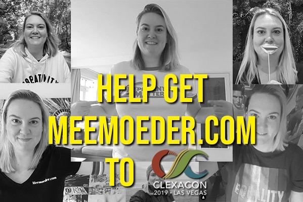 'Hoe de LHBT-gemeenschap samenkomt voor me' Vorige week is er een crowdfundingcampagne gestart om mij in Las Vegas te krijgen voor ClexaCon. Binnen enkele dagen hebben we al het grootste gedeelte van het bedrag bij elkaar. In deze blog leg ik uit waar de campagne voor is en waarom het zo goed voelt: http://bit.ly/CrowdfundingVoorMij