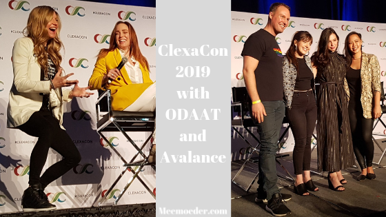 'ClexaCon 2019 Friday with ODAAT and Avalance' In this blog post, I talk about the things that I have seen and experienced on the first day of ClexaCon 2019. ClexaCon 2019 Friday included panels by and on BiPositive Podcast, Nicole Pacent, Queer Representation in Burlesque, One Day At A Time, and Avalance. I interviewed Haviland Stillwell and some of the Carmilla cast. I hope you enjoy it: http://bit.ly/CC19Friday1