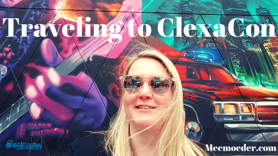 'Traveling to ClexaCon 2019: Delays, speed friending, and badge pick-up party' All I did Wednesday, April 10, was traveling to ClexaCon 2019. On Thursday, I explored Las Vegas, picked up my badge at the pick-up party, went speed friending, and met friends. For those of you who were unable to attend ClexaCon or want to relive the weekend, here's how the pre-ClexaCon activities went: http://bit.ly/CC19Traveling