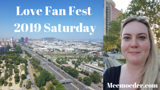 'Love Fan Fest 2019 Saturday' June 29, 2019, marked the official opening of the second edition of Love Fan Fest. On Love Fan Fest 2019 Saturday, I picked up my press pass, visited the press interview and photoshoot, interviewed RED, watched a World Cup match, and went to most of the panels. You can read all about it in this blog post: http://bit.ly/LFF19Sat