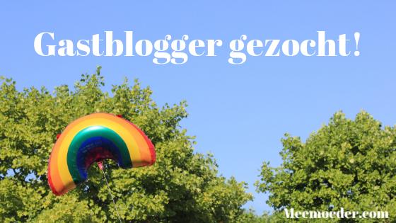 Gastblogger gezocht! Meemoeder.com groeit en daarom zoek ik bloggers die leuke, relevante artikelen van hoge kwaliteit willen schrijven. Mail me je blogideeën: info@meemoeder.com