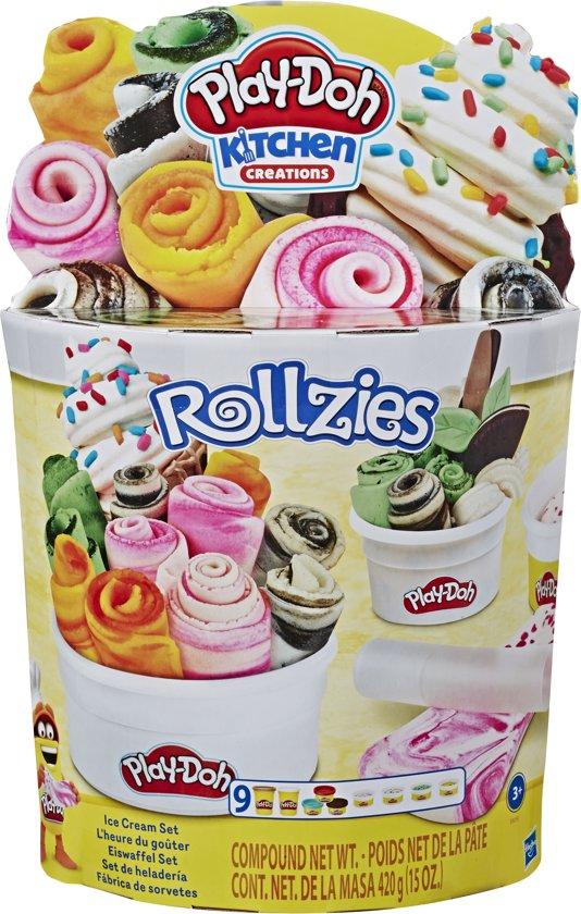 hasbro play-doh rollzies sinterklaascadeau voor je peuter