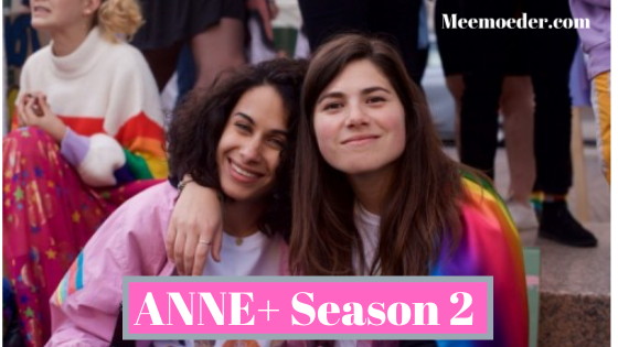 'ANNE+ Season 2: Why You Want to Watch the New Season' I was so excited to watch ANNE+ season 2 and here, you can read why you want to watch the new season too: http://bit.ly/AnnePlusS2