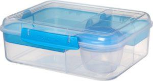 Sistema lunchbox die ik gebruikte tijdens intermittent fasting