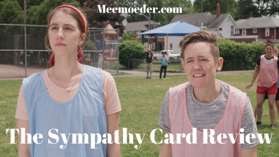 'The Sympathy Card: Lesbian Comedy About Bad First Dates and Cancer' The Amsterdam LGBTQ Film Festival, or Roze Filmdagen, is taking place March 12-22. Because of De Roze Filmdagen, I know some new queer titles you can watch. The first one I can review for you is an American comedy: The Sympathy Card. Here, you can find what I thought of the movie: http://bit.ly/TheSympathyCard
