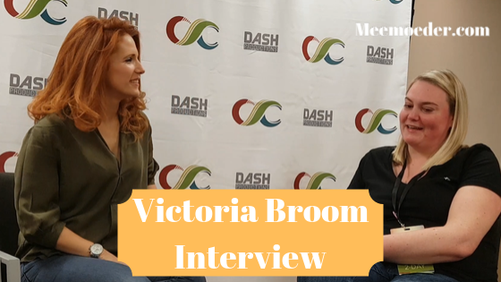 'Victoria Broom Talks Different for Girls' Earlier, I reviewed Different for Girls and interviewed Jacquie and Fizz, who created the show. Well, Victoria Broom stopped by too, who plays Fran on DFG. We dove into some of the more intense scenes she had to play: http://bit.ly/VictoriaBroom