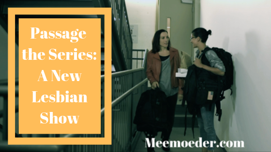 'Passage the Series: A New Lesbian Show with Paranormal Activities' Passage is a paranormal webseries centered around paranormal operative/queer mom Ali Prader as she balances her personal and professional life during a crucial shift in power. I have watched the 5 episodes of this new show before the premiere date, so I can tell you why you should watch it: http://bit.ly/PassageSeries