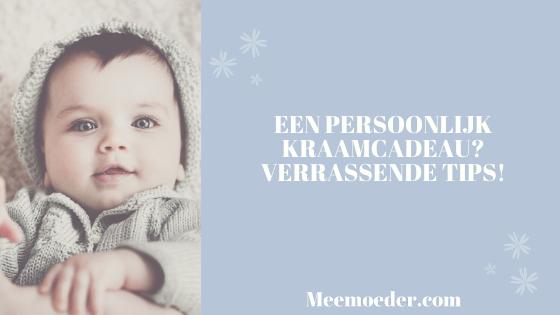 'Een persoonlijk kraamcadeau? 2 verrassende tips!' Je vrienden of familieleden krijgen een baby. Je wilt deze heuglijke gebeurtenis vieren met een speciaal cadeau. Je wilt iets meer dan een knuffel of een boxpakje. Hoe leuk zou het zijn als je een persoonlijk kraamcadeau zou kunnen geven? Ik heb twee verrassende tips voor je: http://bit.ly/PersKraamcadeau
